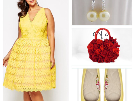 Plus Size Disney – Belle