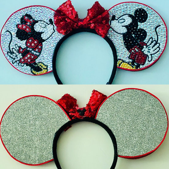 Mouse Kiss Ears
