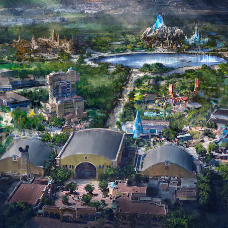 Exciting times at Disneyland Paris!! Official Press Release!