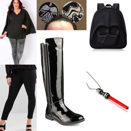 Plus Size Disney – Darth Vader