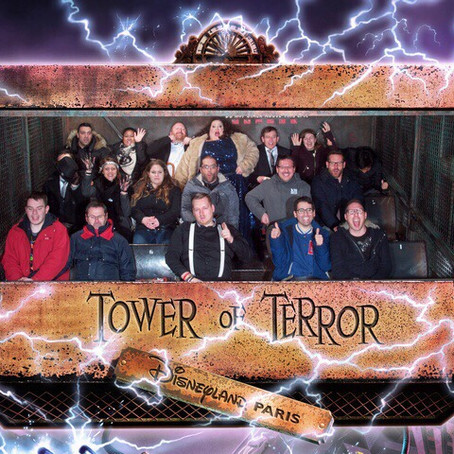 Hollywood Tower of Terror 10th Anniversary AP Event – Review