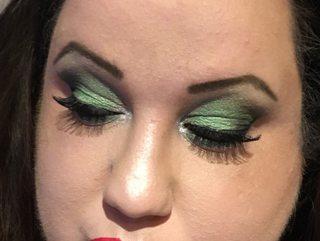 Wearable Disney Inspired Makeup – Cruella