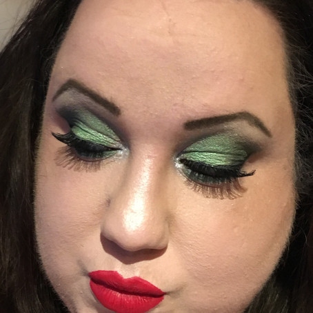Wearable Disney Inspired Makeup – Cruella