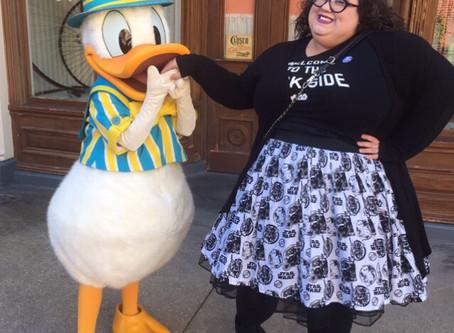 A Plus Size Perspective – Disneyland Paris Resort. Part One