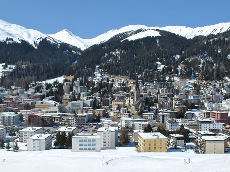 Another perk for the Princess: A free trip to Davos!