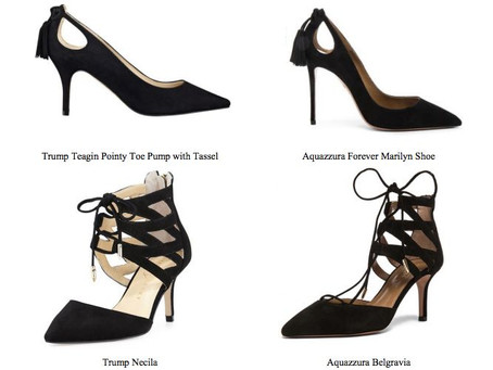 Ivanka Sued For Allegedly Copying Shoe Designs