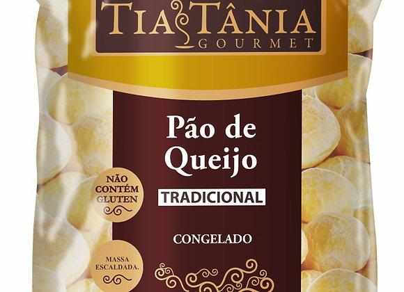 Pão de Queijo tradicional 30g, embalagem 2Kg