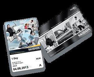 keytixv Light - כרטיסי נייר