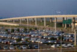 חניון ליד נתב״ג סקרי תנועה | IPI