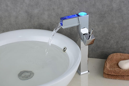 LED Basin Mixer