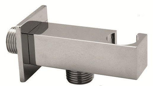 Square With Shower Support