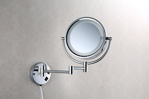 Hang Mirror With Lighting