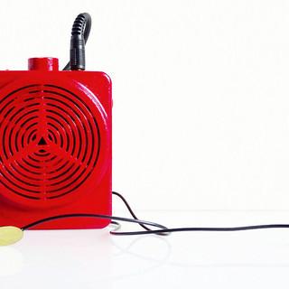 Prototype de l'amplificateur.