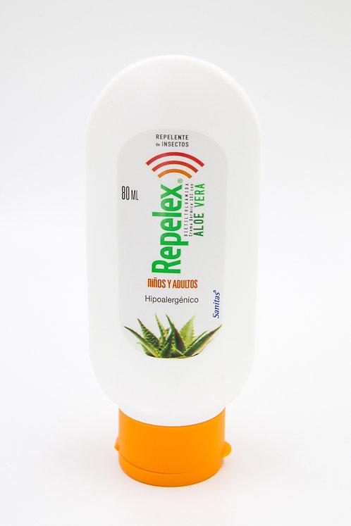 Crema Repelex ALOE VERA Niños y piel sensible 10% DEET