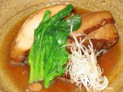 国産豚の角煮