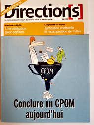 Conclure un CPOM aujourd'hui