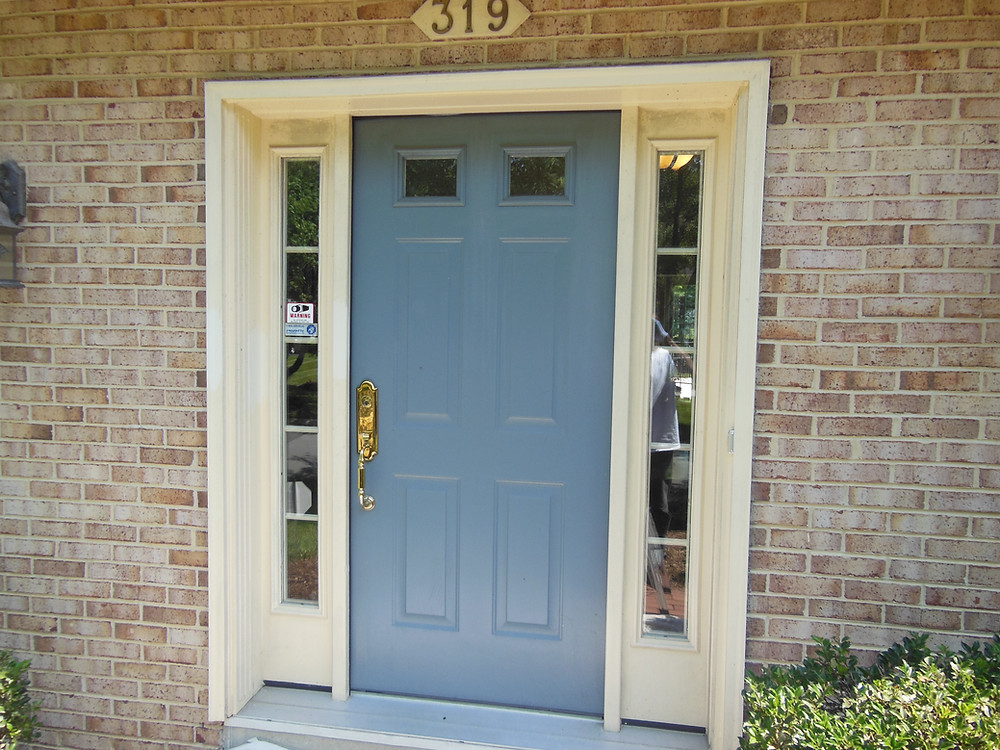 Front Door Painting Estimate or Quote