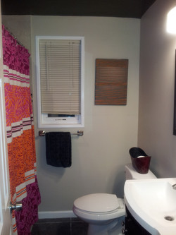 Freshen up a small space