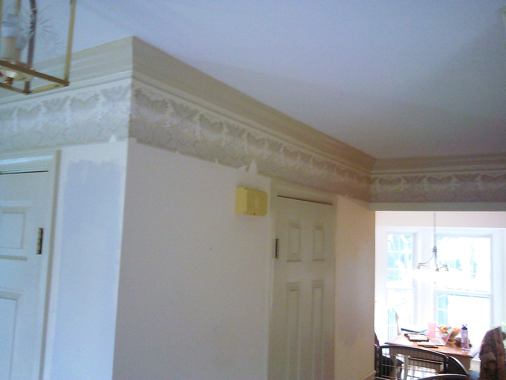 Wallpaper Removal,and Skim Coating Quotes, Estimates