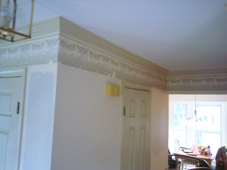 Wallpaper Removal and Surface Preparation