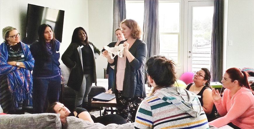 Doula Trainings in Jersey City New Jersey Birth Labor Postpartum Lactation Doula Workshops How to become a doula in NJ