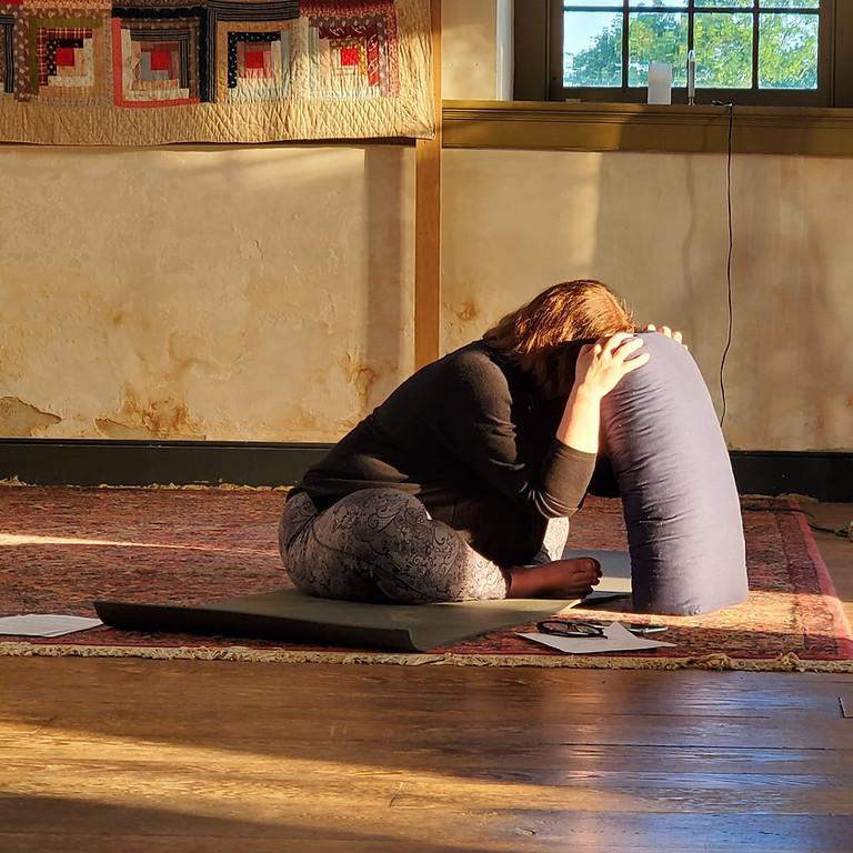 Restorative Yoga with Wendy