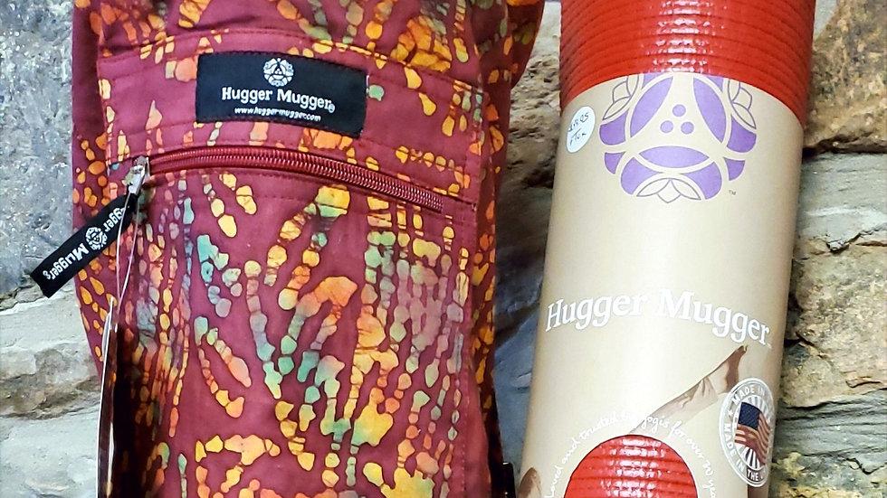 Red Bundle-Yoga Mat and Bag
