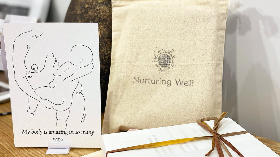 Breastfeeding Affirmation Cards