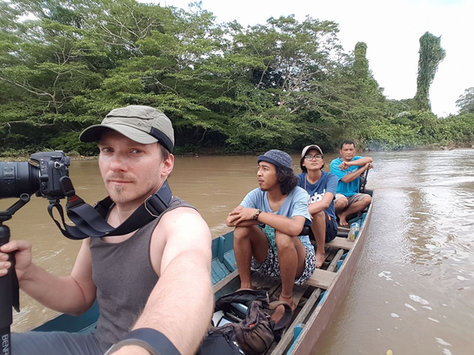 Borneo - birdwatching