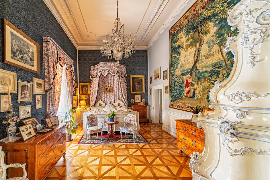 Interiéry a architektura