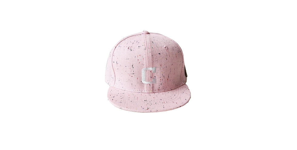 Personalised Pink Rattler