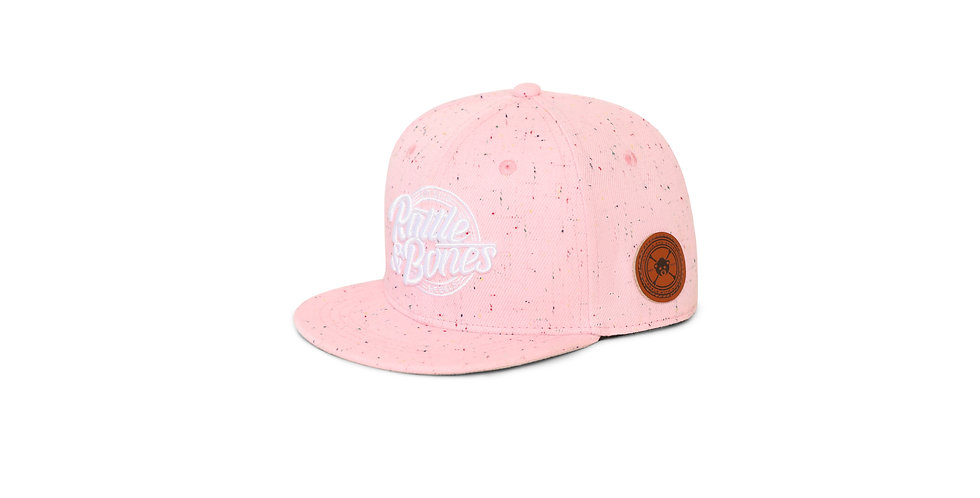 "Perfectly Pinked ""Logo"" Rattler"