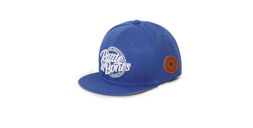 "Royal Blue ""Logo"" Rattler"