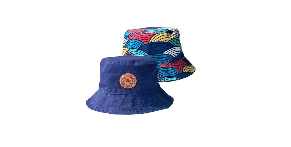 Rainbow Trout Bucket Hat (Reversible)