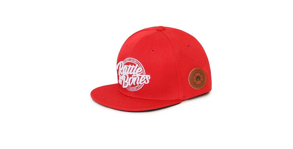 "Red ""Logo"" Rattler"