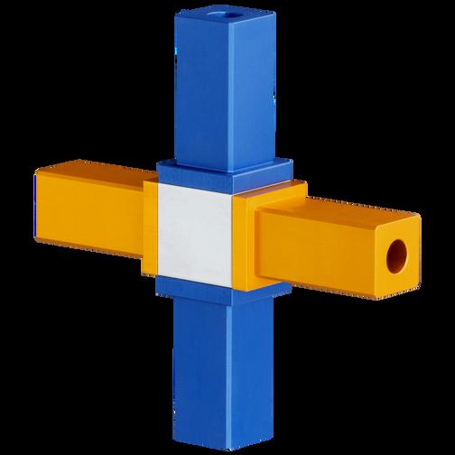 直角多轉轉接器-4平