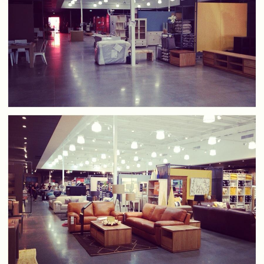 Freedom Furniture Frankston store se