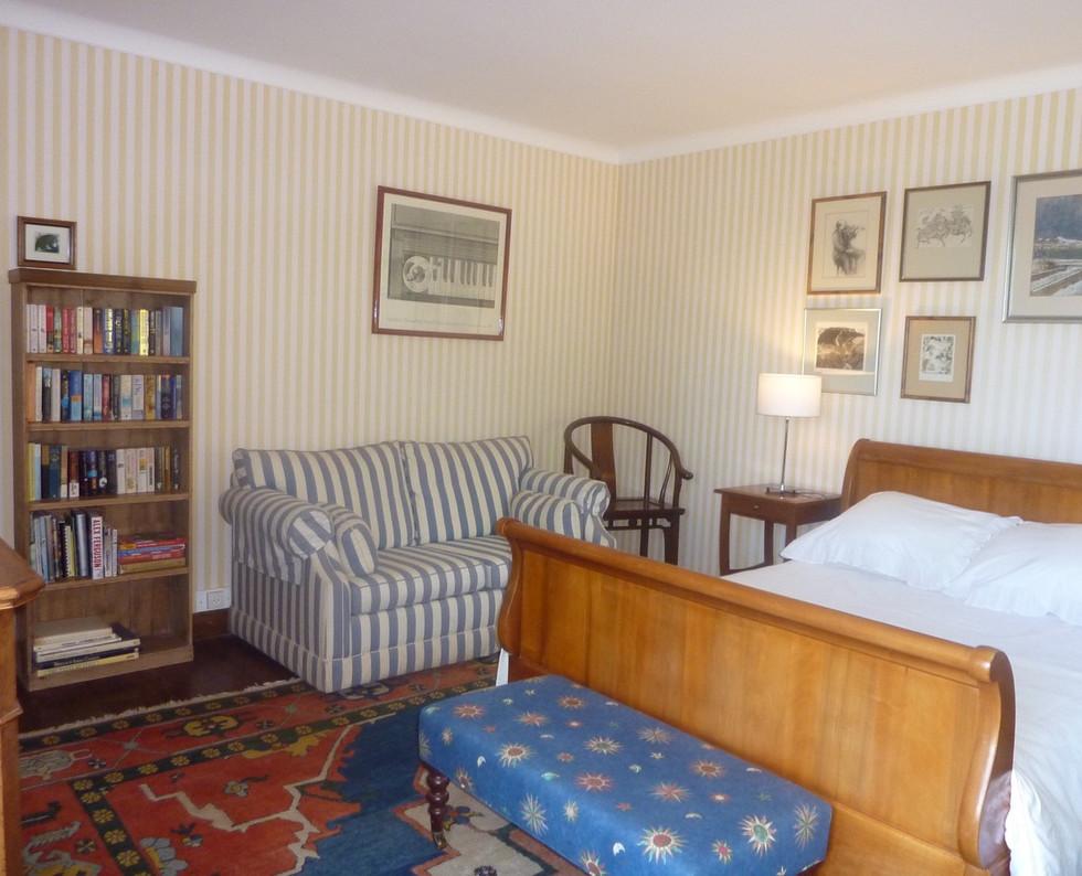 Master Bedroom (ground floor)
