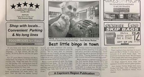 Best Little Bingo in Town