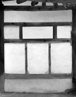 Hanok 9233, 2016 79x63cm, Archival Pigme