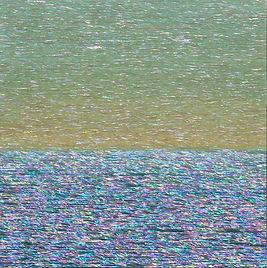 Ocean Rhapsody 5, 2020, Mother of pearl