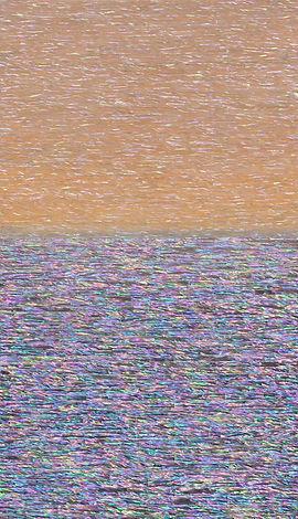 Ocean Rhapsody 12, 2020, Mother of pearl