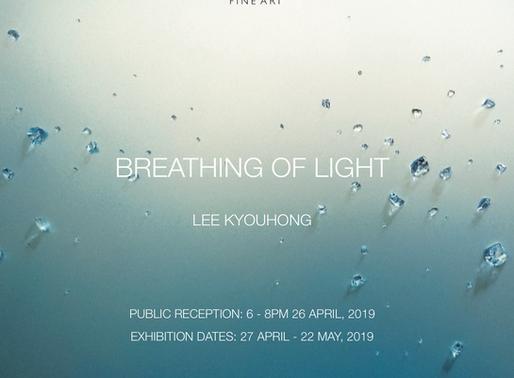 Lee Kyouhong - Breathing of Light
