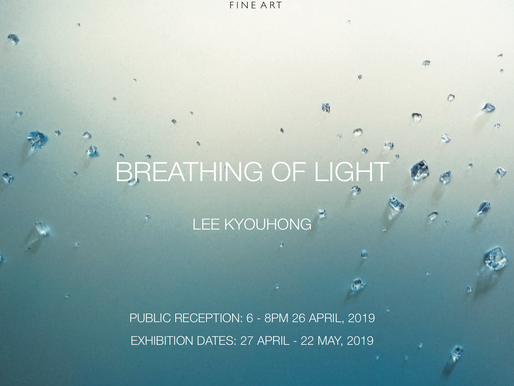 Lee Kyouhong - Breathing of Light