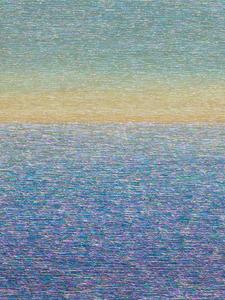 Ocean Rhapsody, 2019, 122 x 200 cm, moth