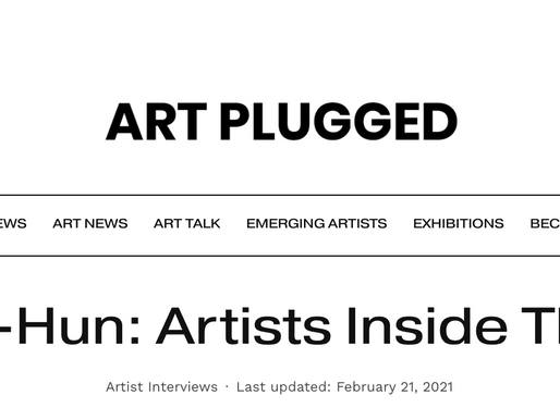 ART PLUGGED | Kim Young-Hun: Artists Inside The Industry