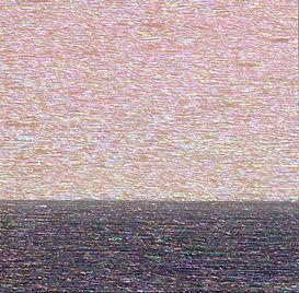 Ocean Rhapsody 7, 2020, Mother of pearl
