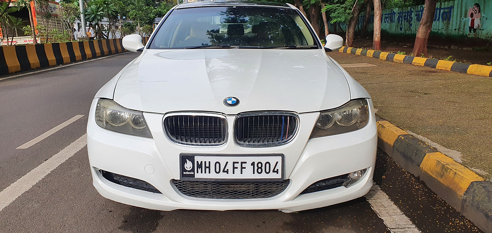 2013 BMW 320d Corporate with i-Drive