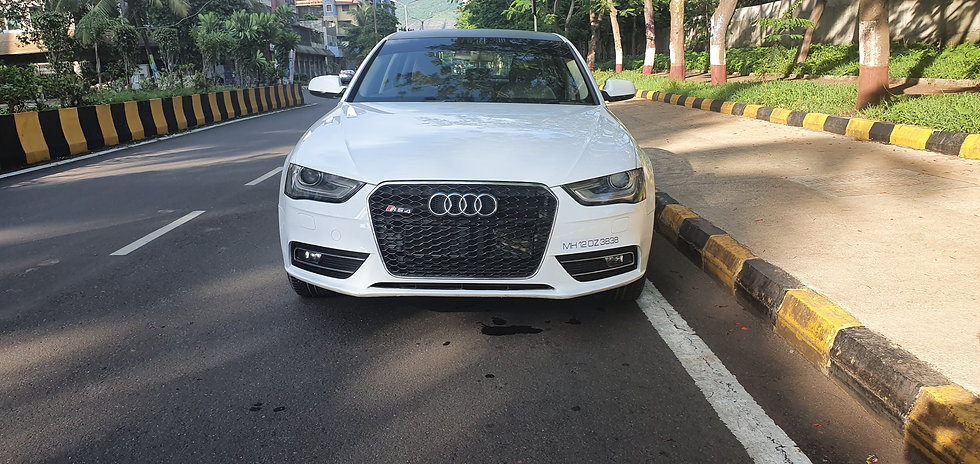 2013 Audi A4 Turbo Diesel Automatic