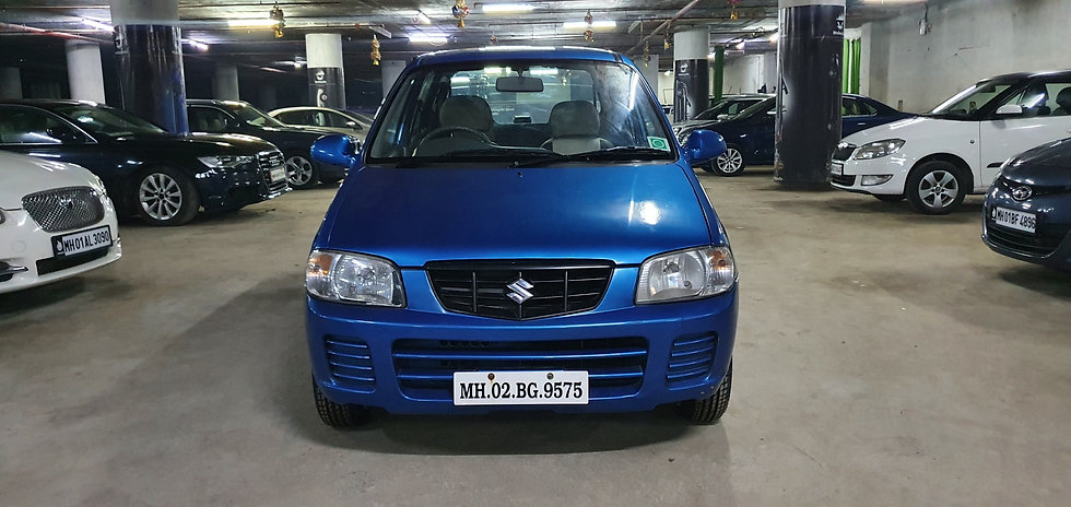 2008 Alto LXI Spice Single Owner in Excellent Condition done just 20000 kms